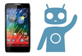 Motorola Razr HD (XT 925) – CyanogenMod installieren